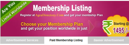 Paid Membership Listing